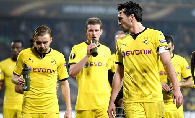 Europa League: Dortmund có thể gặp Liverpool ở vòng sau?
