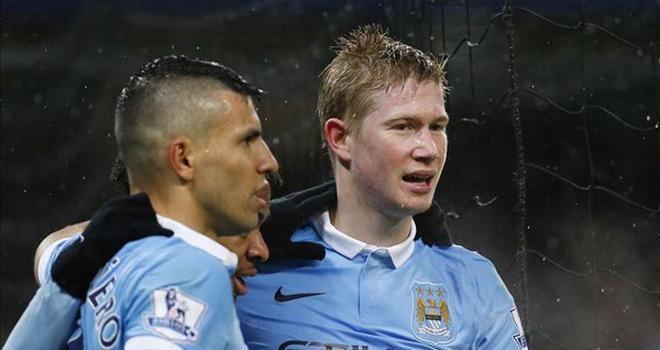 Loạt trận 22h00 vòng 14 Premier League: Man City và Crystal Palace thắng ấn tượng. Everton mất điểm phút cuối