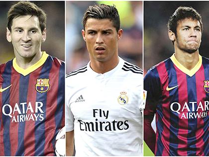 Góc nhìn: Để đấu với Messi và Neymar, Ronaldo phải rời Real