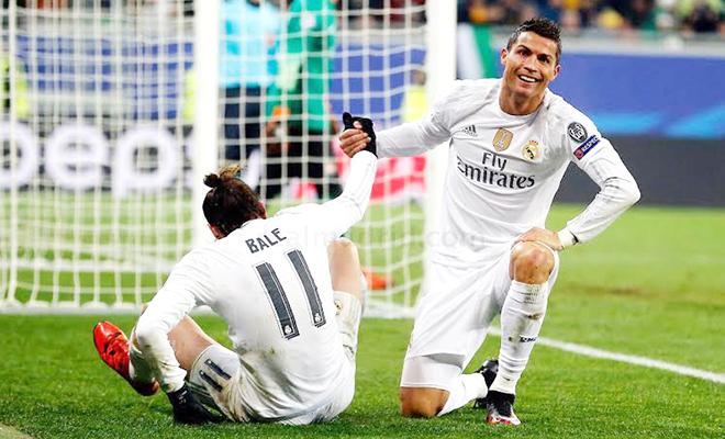 Eibar 0–2 Real Madrid: Bale và Ronaldo đem về chiến thắng cho Real