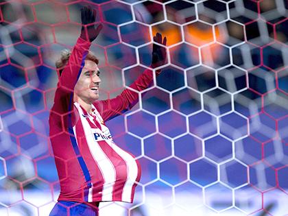 Atletico và 'điệp khúc 1-0': Griezmann và những đứa trẻ nhà Simeone