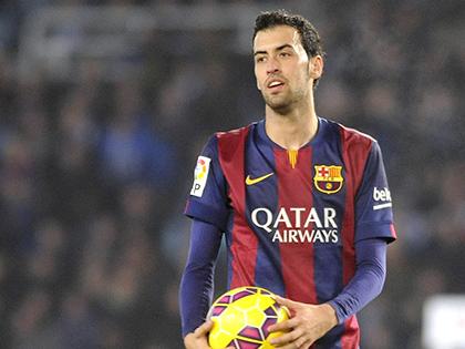 Busquets mới là cầu thủ không thể thiếu của Barca?