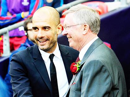 Nếu thay Van Gaal, Man United nên chọn Guardiola
