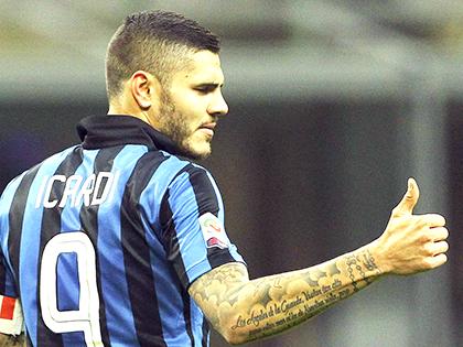 Hàng công Inter: Ljajic, Jovetic, Palacio hợp sức đẩy Icardi tới Arsenal?