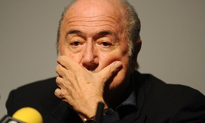 Sepp Blatter bị nghi ngờ dính líu đến vụ nhận hối lộ 100 triệu USD