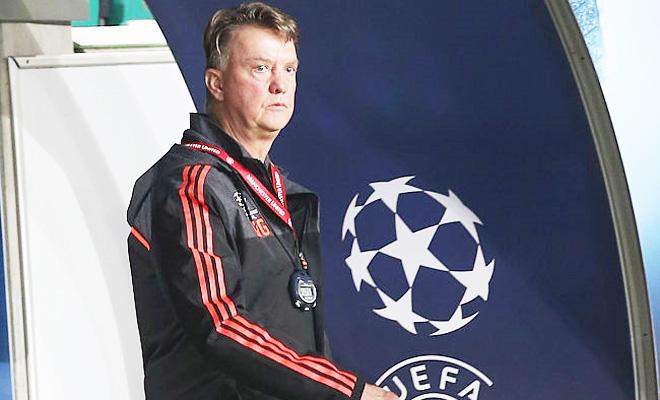 Man United bị loại, Louis Van Gaal chỉ trích trọng tài thậm tệ