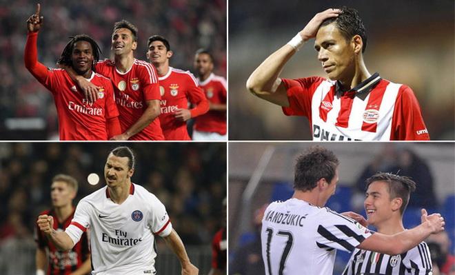 Barca có thể gặp lại Juventus hoặc PSG ở vòng 1/8 Champions League