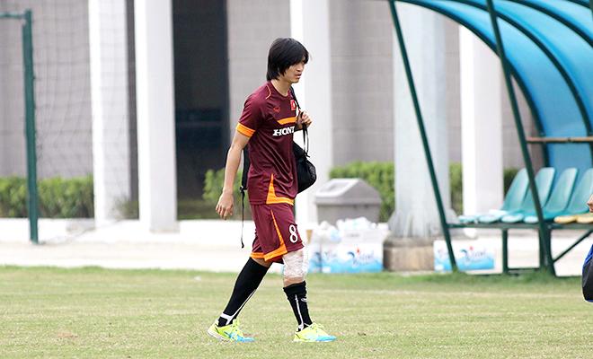 Tuấn Anh có nguy cơ lỗi hẹn với VCK U23 châu Á