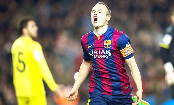 Barca: Thay Iniesta khó hơn thay Xavi