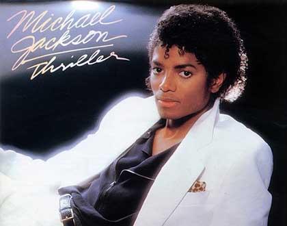 'Thriller' của vua Pop là album đầu tiên tiêu thụ được 30 triệu bản ở Mỹ