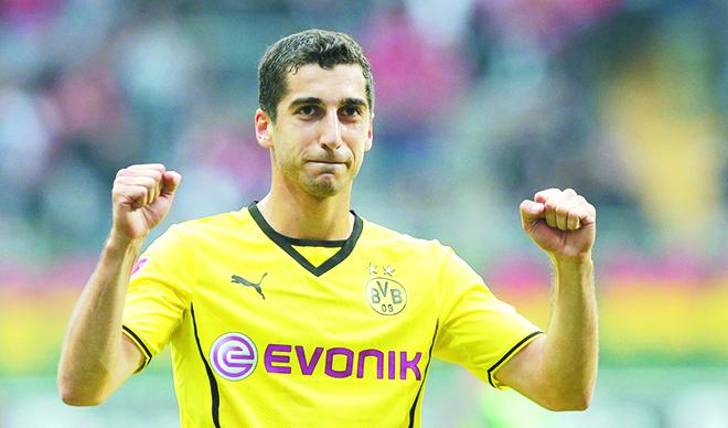 Dortmund: Mkhitaryan sở hữu bộ não rất đặc biệt