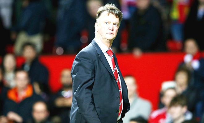 Man United: Van Gaal không bị phản bội, nhưng bất lực