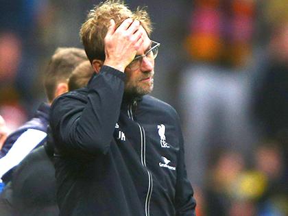 Hết 'trăng mật', Klopp đối diện một Liverpool đổ nát