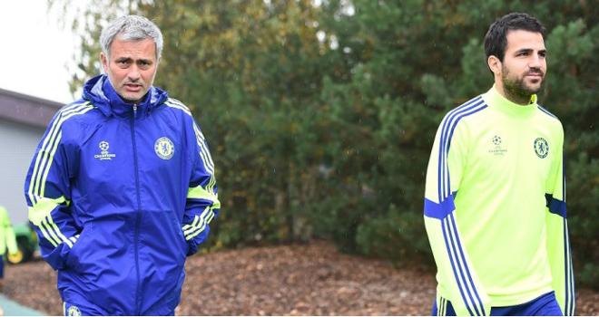 Bị tố phản bội Jose Mourinho, Cesc Fabregas đi kiện