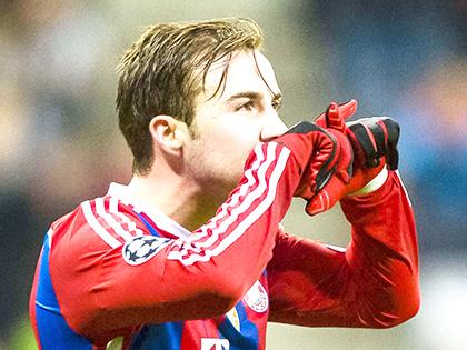 Ở Bayern Munich ai cũng tiến bộ, trừ Mario Goetze