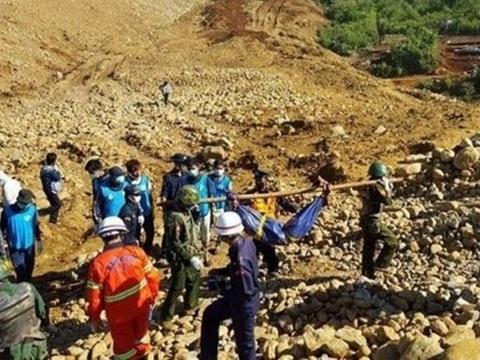 Hàng chục người bị chôn sống trong mỏ ngọc bích tỉ đô