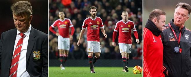 CẬP NHẬT tin sáng 28/12: Van Gaal thừa nhận đã hết cách. Mourinho từ chối Real Madrid, đợi Man United