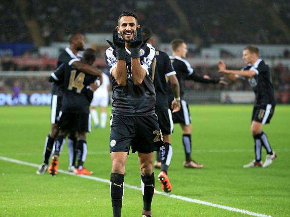 Riyad Mahrez: 'Cả Premier League đều sợ những chiến binh đường phố Leicester'