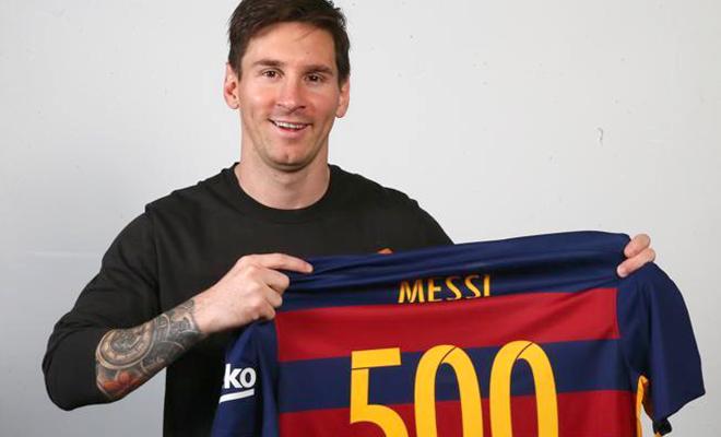 Leo Messi: Huyền thoại '500' của Barca