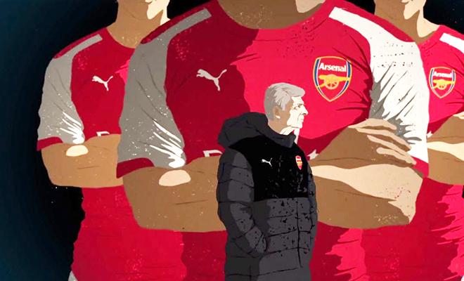 Arsenal: 'Chàng chăn cừu' và kho báu Premier League