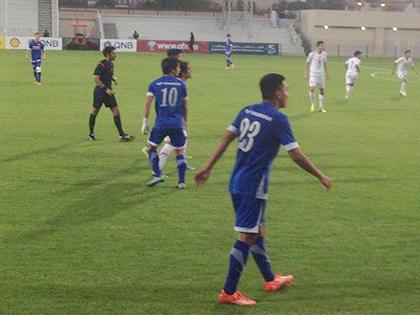 U23 Việt Nam – U23 Yemen 1-2: 1 bàn thắng, 3 quả penalty
