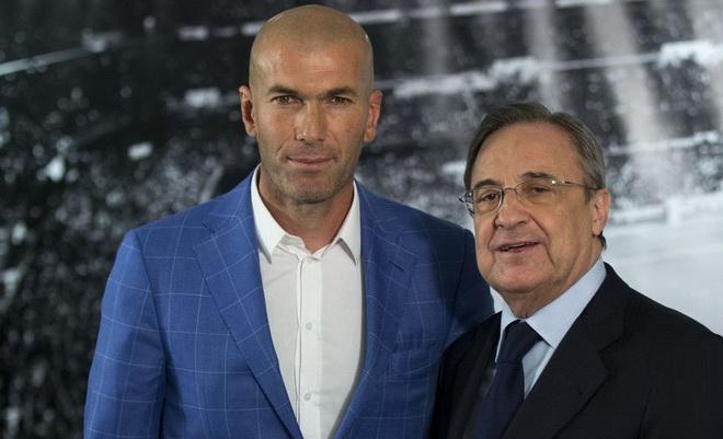 Báo chí thế giới nói gì khi Zidane thay Benitez dẫn dắt Real Madrid?