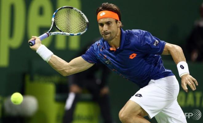 Ferrer bị loại ngay vòng 1, Nadal mở màn nhọc nhằn tại Doha