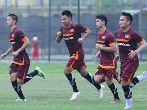 U23 Việt Nam sẵn sàng chiến Nhật Bản