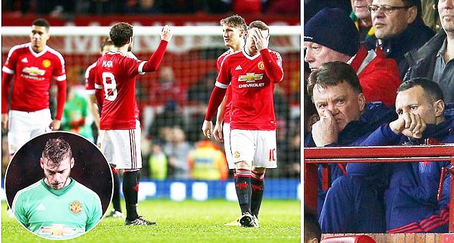 Scholes chỉ trích Man United thậm tệ, Van Gaal hài lòng với kết quả
