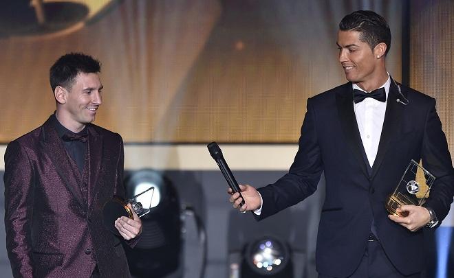 Messi và Ronaldo đã thống trị danh hiệu Quả bóng vàng như thế nào?
