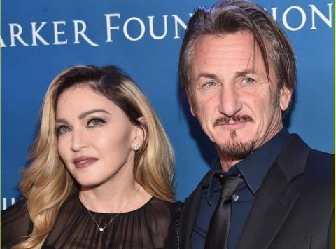Madonna lại thổ lộ 'tiếng sét ái tình'... với chồng cũ!