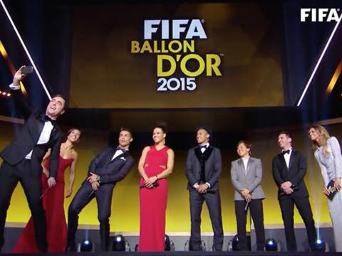 Gala Quả bóng Vàng là sự kiện phản bóng đá