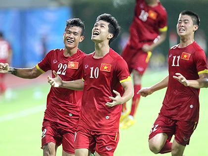 20h30 ngày 14/1, U23 Việt Nam - U23 Jordan: Kỳ vọng ở Công Phượng