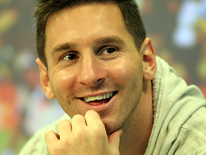 Lionel Messi: 'Tôi sẵn sàng chết vì chức vô địch với Argentina'