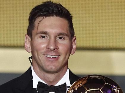 Giải mã thiên tài Messi