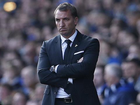 Brendan Rodgers: 'Tôi không được mua bán cầu thủ như ý muốn ở Liverpool'