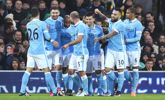 Góc nhìn nhà cái: Man City là ứng viên số 1 cho chức vô địch Premier League