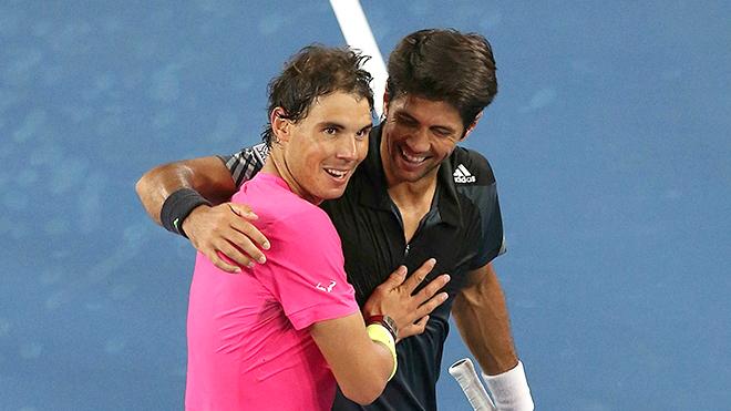 Nadal - Verdasco: Oan gia ngõ hẹp
