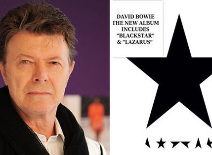 David Bowie bất ngờ soán ngôi Quán quân Billboard của Adele
