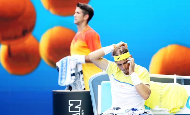 Sau chiến thắng Nadal, Verdasco bị 'xoay' vì nghi ngờ dàn xếp tỉ số