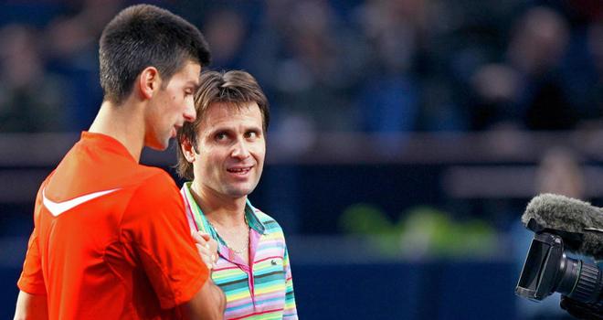 Novak Djokovic giải thích cho trận thua 'bất thường' hồi năm 2007