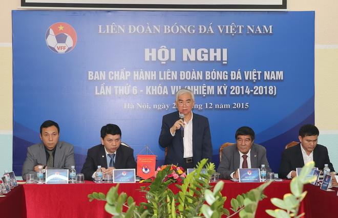 Ông Trần Anh Tú, Thường trực, Ủy viên Ban chấp hành VFF: 'Nói như anh Gụ thì chết Liên đoàn'