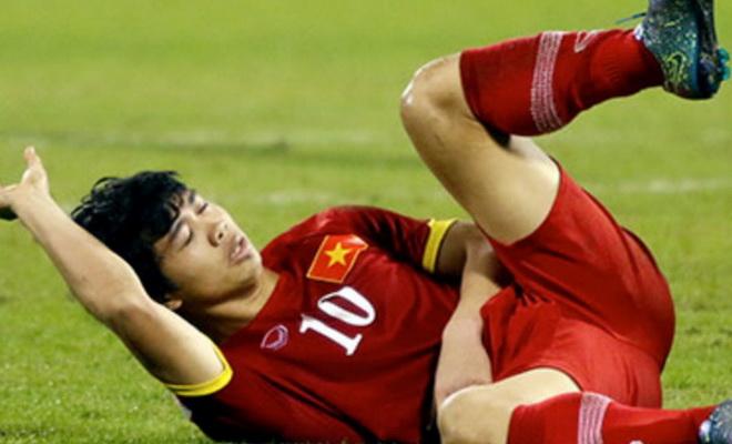Công Phượng nghỉ 2 tháng vì chấn thương, HLV U23 UAE ngại U23 Việt Nam