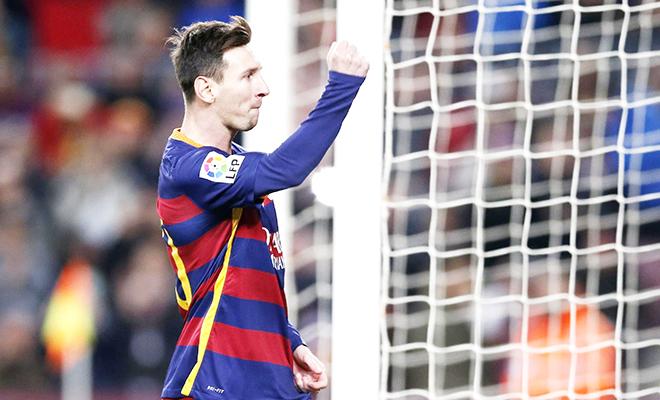 Đừng cười Ronaldo! Mùa này, Messi cũng chỉ hạ... các đội nhỏ