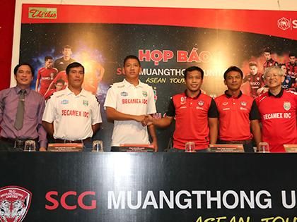 18h30 ngày 23/1, B.Bình Dương – Muangthong United: Tawan, Thonglao tái ngộ CĐV Việt Nam