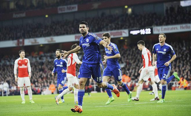 ĐIỂM NHẤN Arsenal 0-1 Chelsea: Arsenal nhớ Coquelin. Costa là khắc tinh mới của 'Pháo thủ'