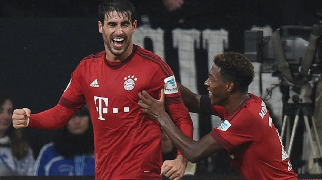 Bất chấp bão chấn thương, Bayern không mua sắm vào tháng Giêng