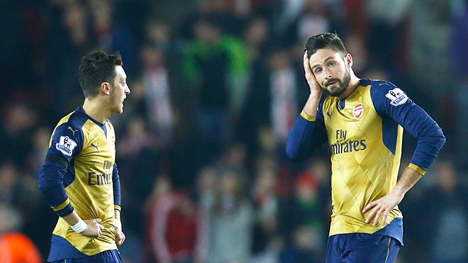 02h45 ngày 03/02, Arsenal - Southampton: Nợ khó đòi