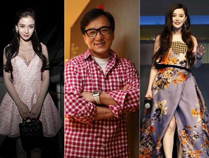 Huỳnh Hiểu Minh & Angelababy đứng đầu top các ngôi sao hào phóng nhất Trung Quốc