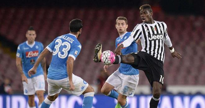 Marcello Lippi: 'Juventus gặp Napoli chưa phải trận cầu có tính quyết định'